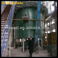 Soybean Solvent Extraction production line
