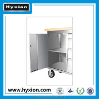 China top tool chest manufacturers Hyxion high quality SS material professional tool chests accept OEM/ODM