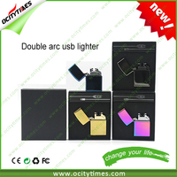 Ocitytimes Alibaba China Electronic Lighter/ Cigarette Lighter/ USB Lighter with Best Quality