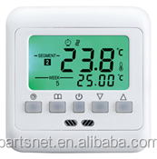 room digital thermostat / heating room temperature thermometer