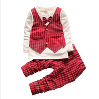 zm41230a new model infant boys clothing sets fashion kids clothes wholesale baby clothes 2 set made in china