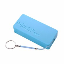 Cell phone battery charger mobile rohs 2600mah portable power pack