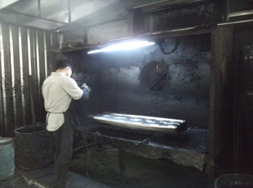 Pressing (Stone Coated Metal Roofing Tile)