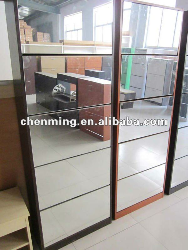High Quality Wooden Shoe Cabinet With Mirror   Buy Shoe Cabinet,Shoe Rack,Modern Shoe  Cabinet Product On Alibaba.com Part 10