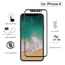 New Coming for iphone x Glass Tempered Glass Screen Protector for iphone x Perfect Fit