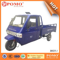Hot Sale Chinese Heavy Load Cargo Tricycle With Closed Body (BH25.1)