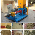 Floating fish feed making machine / Floating fish food pellet machine with high efficiency