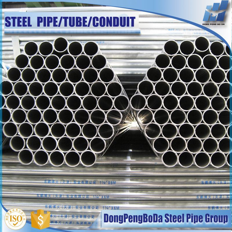 hot dipped galvanized steel pipe for Maldives
