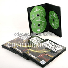 Bulk CD & DVD Replication Services: Mini DVD/CD Duplication