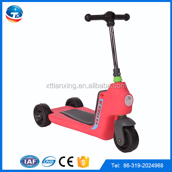 China Factory Wholesale Baby Ride On Bike/Cheap Safe High Quality Kids Kick Scooter