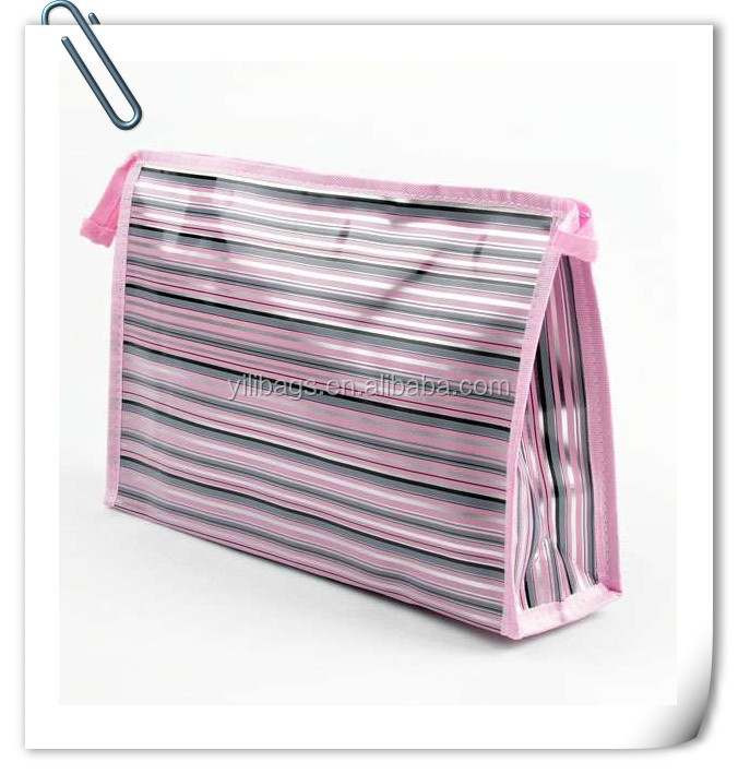 Nylon cosmetic bag oem paper cosmetics packaging bags paper shopping bag for cosmetic