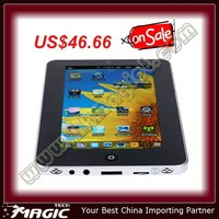 Factory Price 7 inch Tablet PC With Android 2.2 OS