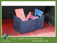 High quality Wholesale foldable cloth storage boxes for car or home