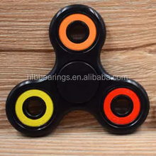 Metal/ Brass/ Copper/ Titanium/ Zinc/ Aluminium Alloy Hand Spinner Toys with hybrid Ceramic Bearing 608