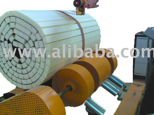 Laminated Roll Winder