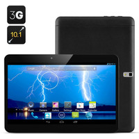 Big China Tablet PC factory 10.1 inch Pad with 3G calling and dual Sim card slot MTK6572