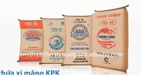 PP woven bag laminated with Kraft paper