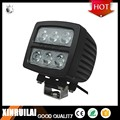 Long life time CE RoHS IP68 cob led auto work light 60w with PC cover