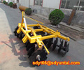 utility disc harrow