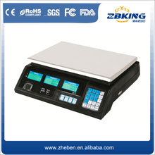 Electronic digital price computing scale 30kg