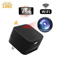 2018 Hot Sale High Quality Remote View 1080P Full HD Wifi Spy Hidden Video Digital Camera Travel Charger