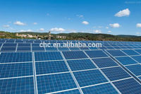 CHC complete set design& supply rural area powering use easy installation off grid solar system 1 kw solar panel