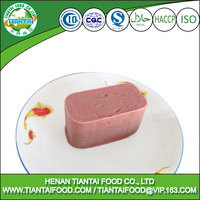 halal meat import canned beef luncheon meat