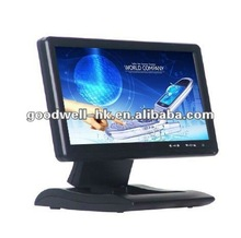 10.1 inch USB powered touch screen monitors with 1024x600
