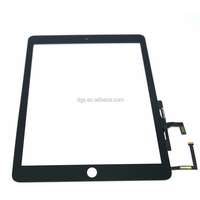 Hot Sell LCD Without home Button For Apple iPad 5 LCD Display, For iPad 5 LCD Screen Mobile Phone LCDs