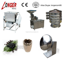 Professional Tapioca Pearl Production Line/tapioca pearl machine