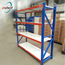 Wholesale adjustable warehouse steel pipe storage rack/warehouse pipe rack system