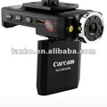 HD car camera dvr recorder dashboard wide angel rotable vehicle camcorder cam