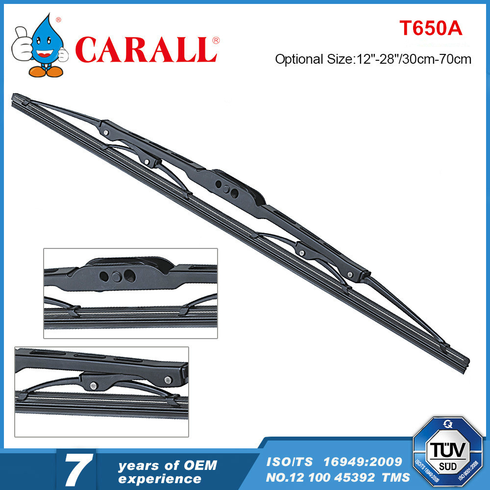 China Biggest wiper blade factory Automobiles Exterior Accessories Windshield Wiper 10+1 Multifunctional Soft Wiper Blade