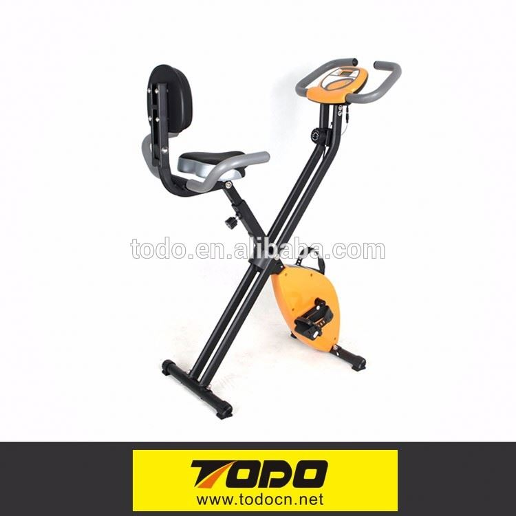 Total Body Home Gym exercise bike monitor