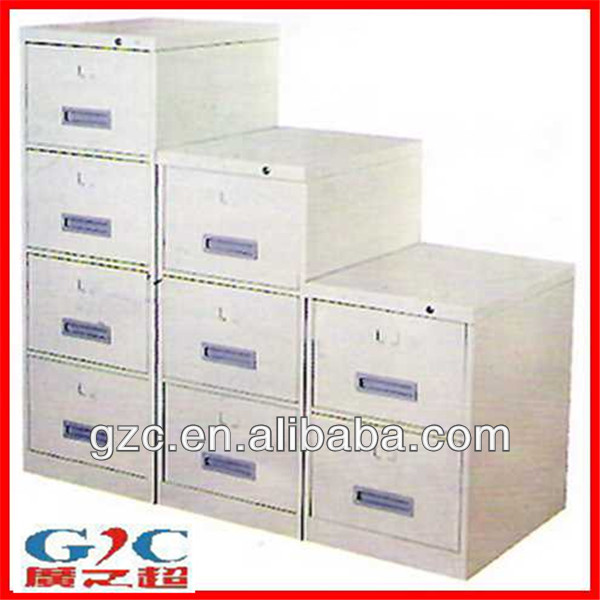 Steel Lockable 2/3/4 Drawer Filing Cube Cabinet