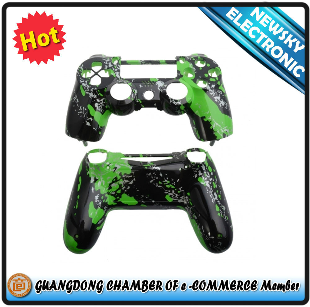 in stock customized shell for ps4 shell,shell for ps4 housing, controller shell for ps4