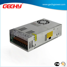 S-350-12V ac/dc compact single output enclosed led switching power supply(S-350W)
