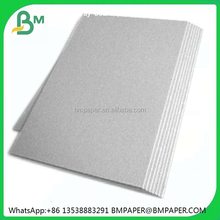 Grey cardboard / grey card paper with white / black / bule back