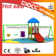 indoor/outdoor eco friendly children play amusement park items for saleYST10272