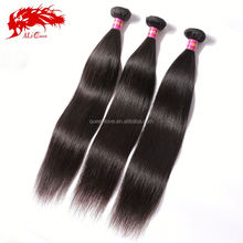 100% Cheap Wholesale Flat Weft Remy Extensions Virgin South American Hair