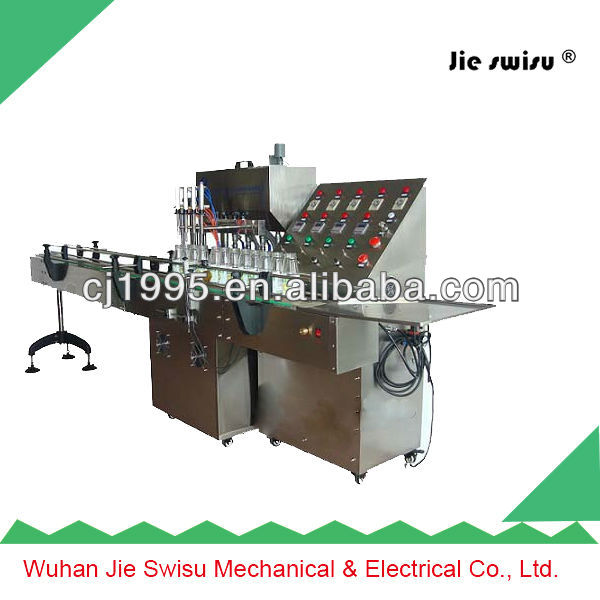 High quality can filling and capping machine