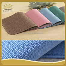 100% Polypropylene wall to wall decorative tufted broadloom carpet roll