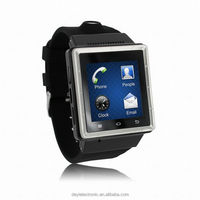 Best quality new products touch screen android smart watch mobile