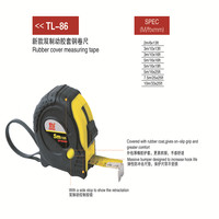 Tianlong new design round famous yellow plastic+black rubber magnetic different measuring tools