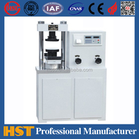 Factory directly hot sales: YES-100,200,300 cement compression testing machine/compressive strength tester/lab compression test