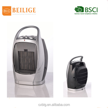 BLG 1500w ceramic fanheater with hand heater