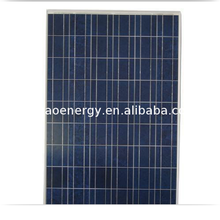 Competitve price durable high efficiency industrial solar panel with best quality