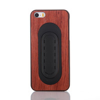 Hot products PC wood mobile phone case for iphone 4 s