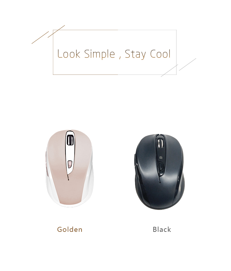 Portable wireless mouse smart voice mouse for office and game