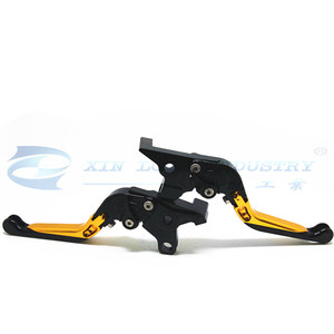 Cheap China Motorcycle Spares Parts CNC Aluminum Adjustable Brake And Clutch Levers for For YAMAHA FJR 1300 2004-2012